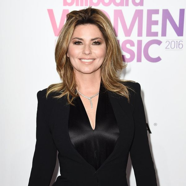 Shania Twain Reveals She Has a New Album Coming in September!