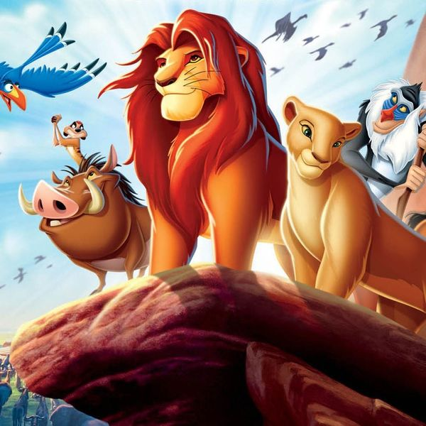 The Live-Action Lion King Release Is Coming WAY Later Than You Probably Thought