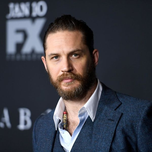 Tom Hardy Just Put a Moped Thief Under Dramatic Citizen's Arrest