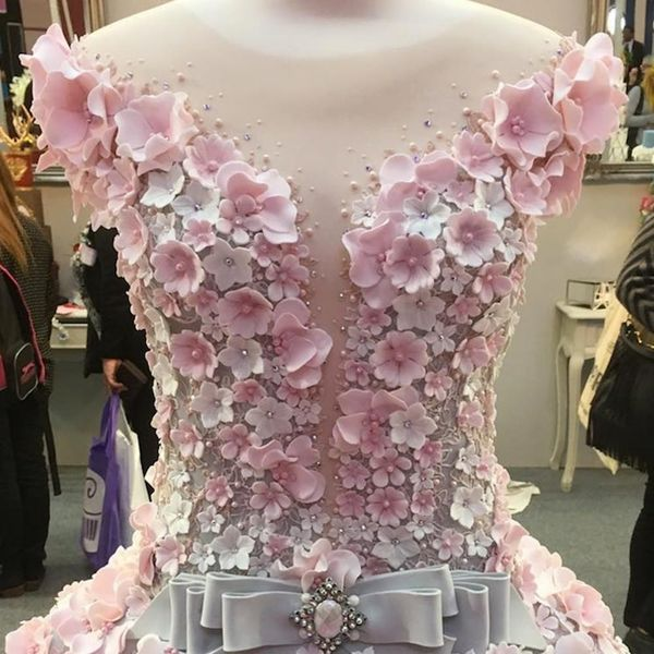 You Won't Believe What Tasty Treat This Dress Is Made Out Of
