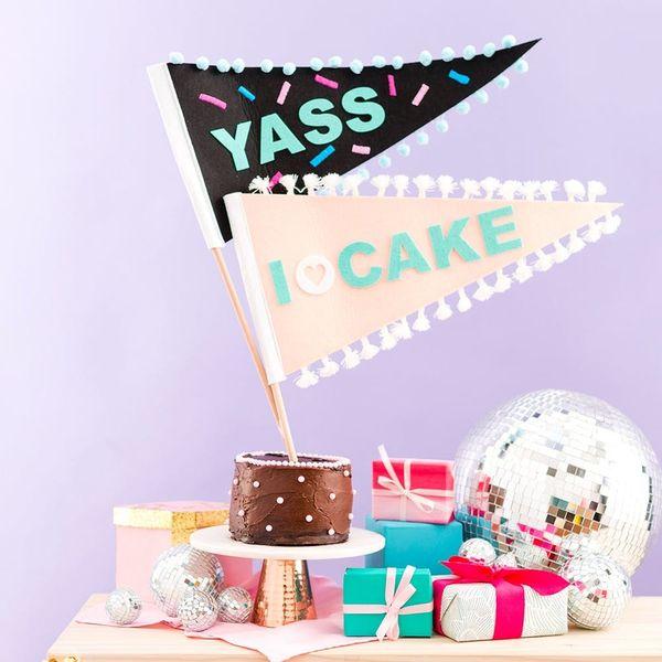 Make The Ultimate Giant Cake Topper In 3 Easy Steps