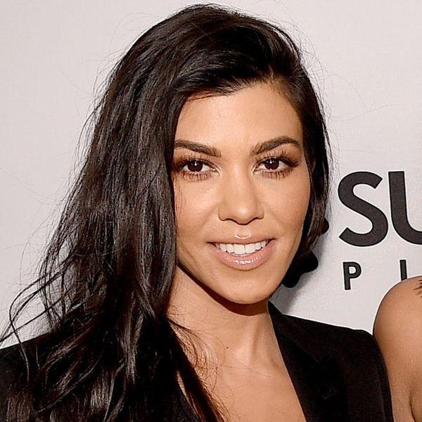 Um, Is Kourtney Kardashian Starting a New Bikini Trend?