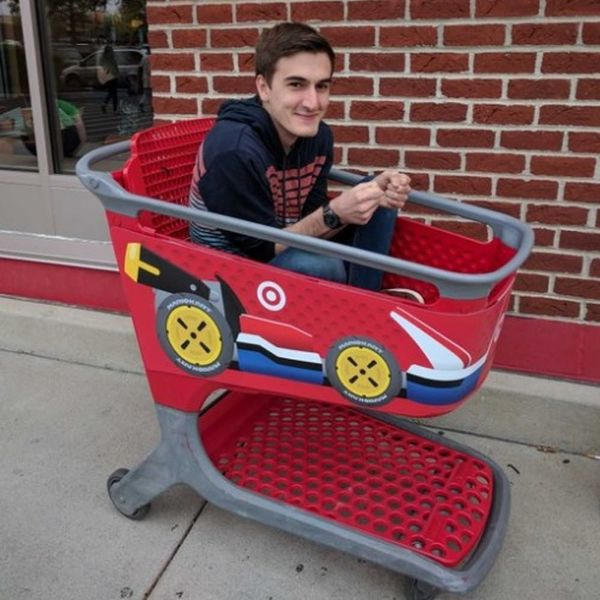 Target's Mario Kart Makeover Is Facing Backlash for the Weirdest Reason