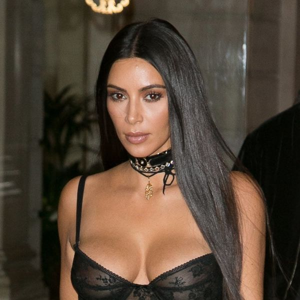 Kim Kardashian Revealed She Was Nearly Nude When Robbed