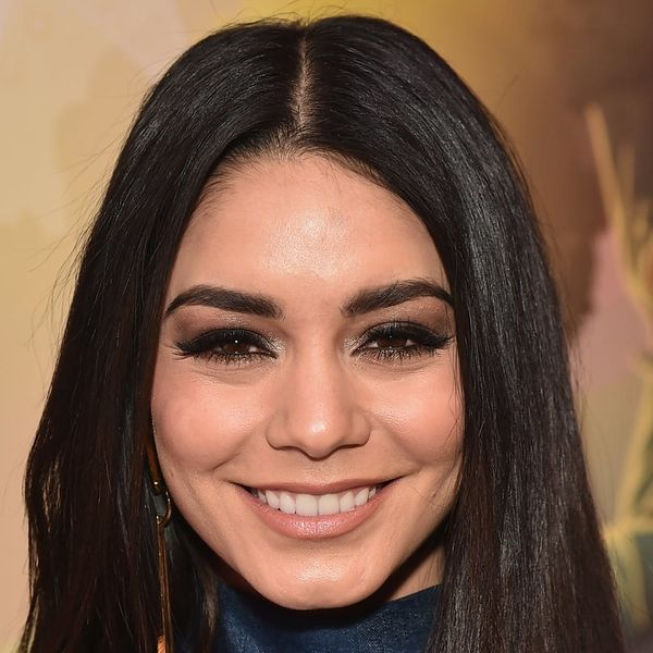 Vanessa Hudgens' Holographic Butterfly Cape at Coachella Will Mesmerize You
