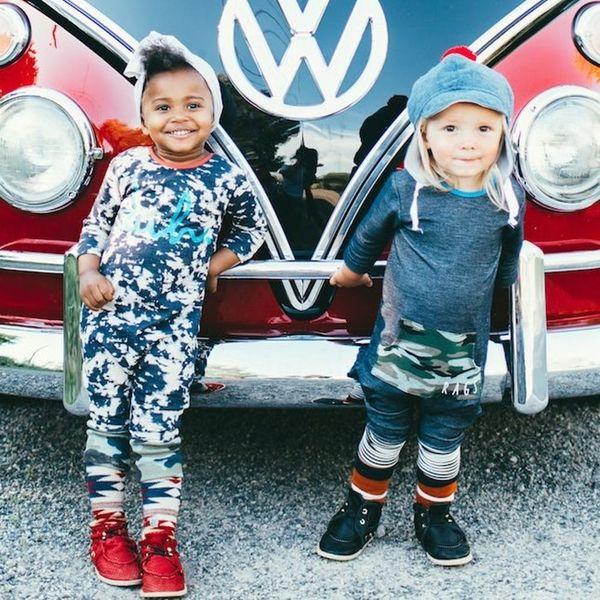 This Super Stylish Kids Clothing Company Got Its Start on Instagram