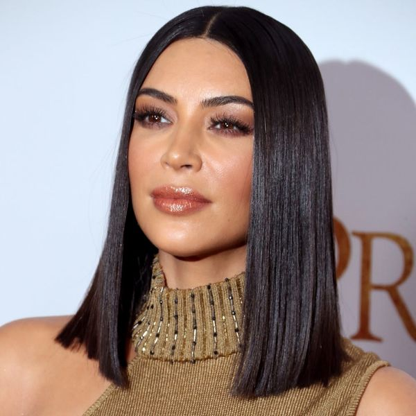 People Are Mad AF About the Brow-Raising Merch Kim Kardashian West Just Dropped