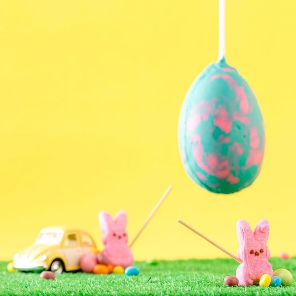 Bring Your Easter Egg Hunt to Another Level With This Chocolate Piñata