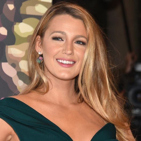 Blake Lively Just Shut Down a Red Carpet Reporter for Asking About Her Outfit