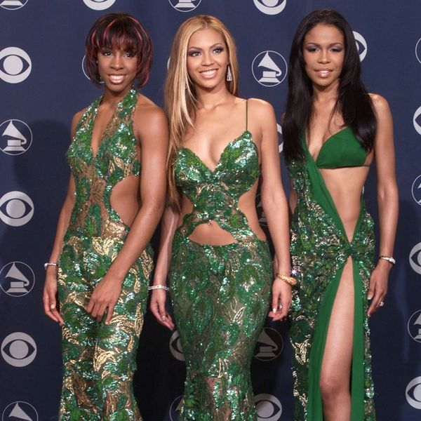 Beyoncé Just Gave Us the Destiny's Child Reunion Pic We've All Been Waiting For