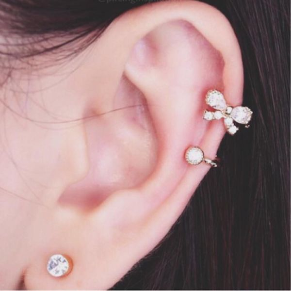 7 Cool-Girl Piercings With Just the Right Amount of Edge