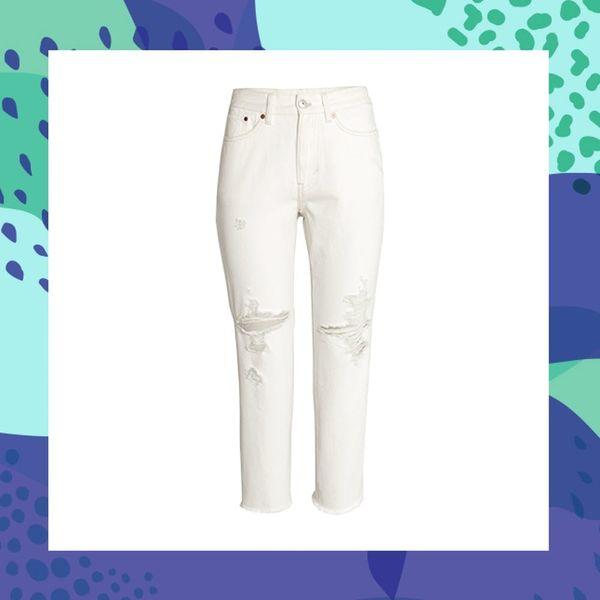 3 Ways to Slay White Jeans This Spring, According to Celebs