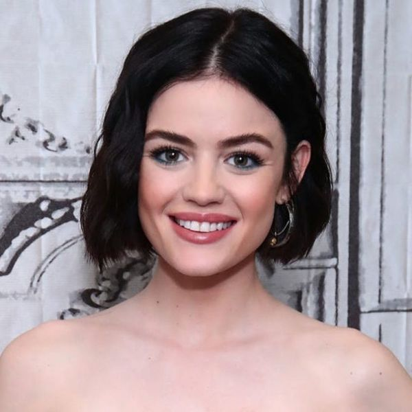 This Is the Affordable Jewelry Brand Lucy Hale Has Been Wearing Everywhere