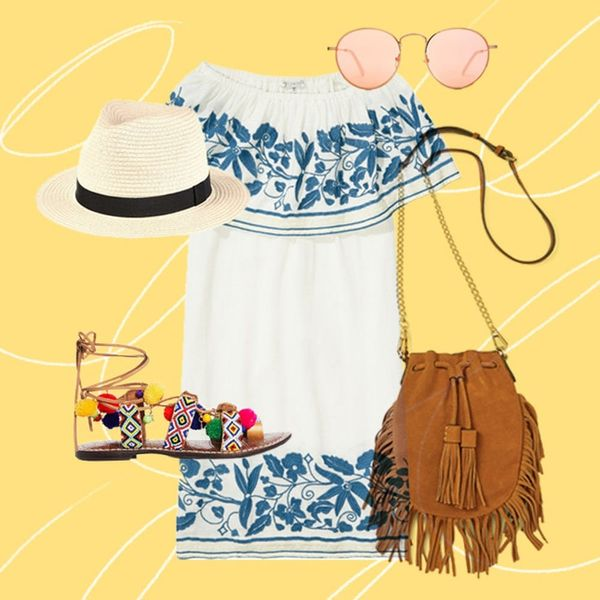 5 Spring Outfits Guaranteed to Wow at Sunday Brunch