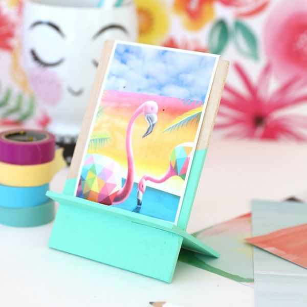 DIY Photo Frames, Beachy Pudding Cups + More Craft Projects to Tackle