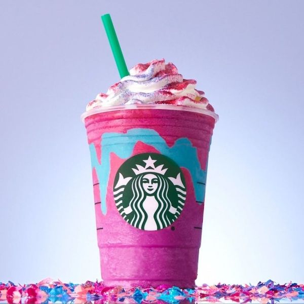 This Is the Workout You Should Pair With a Unicorn Frappuccino