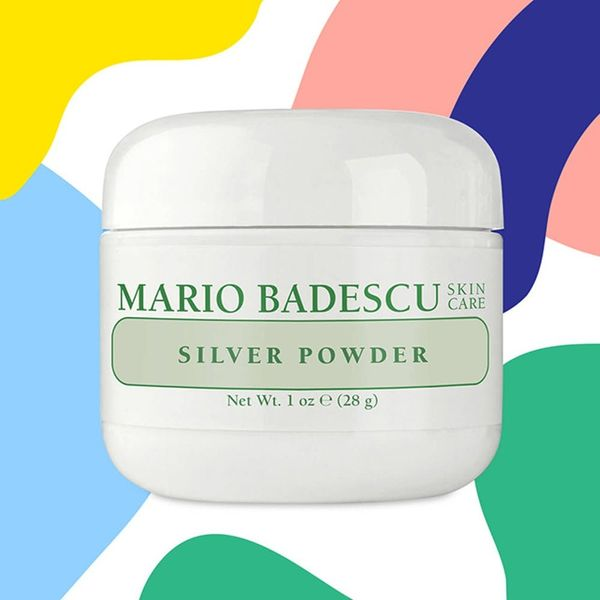 This Weird Silver Powder Works Wonders on Pores