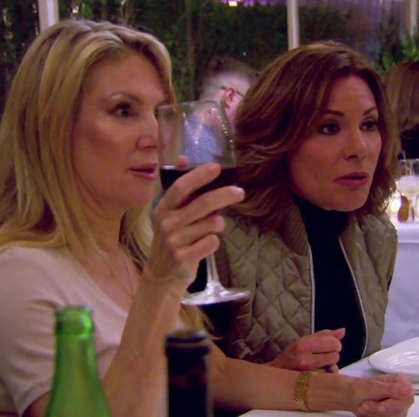 This Hilarious Real Housewives of New York Spy Twist Just Begs to Be Memed