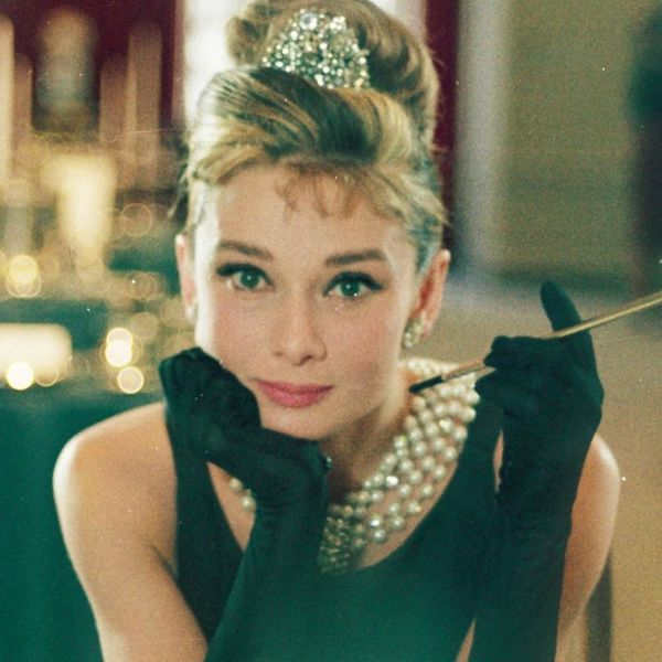 You Need to See This Breakfast at Tiffany's-Inspired Wedding Dress Collection
