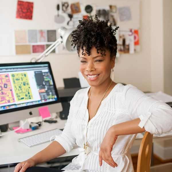 Artist Andrea Pippins Wants You to Drop Everything and Go for It