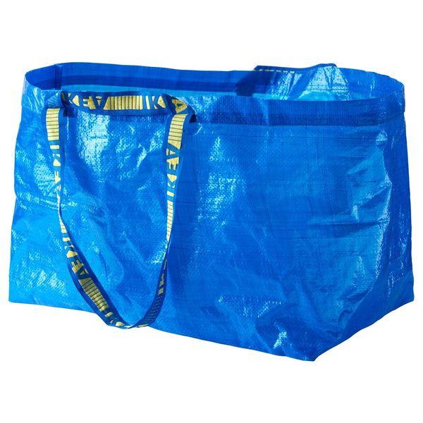 Balenciaga's New $2,145 Bag Looks Eerily Like Ikea's 99-Cent Tote