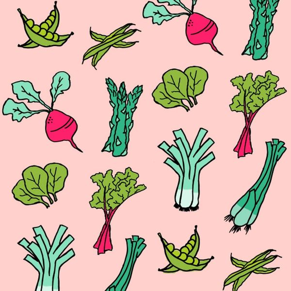 INFOGRAPHIC: Look for These 8 Veggies at the Farmers' Market in Spring