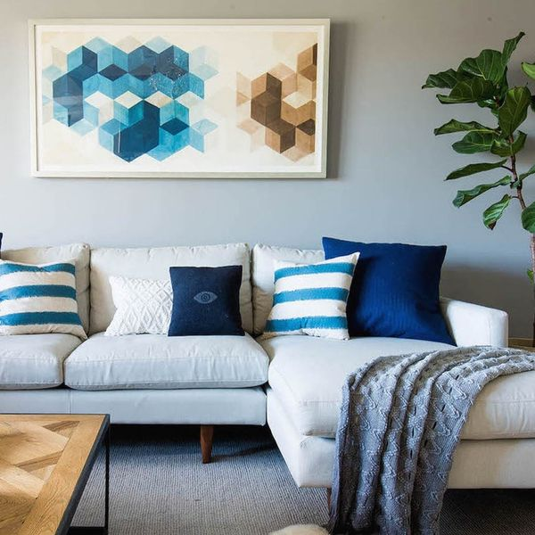 This Townhouse Makeover Is All Kinds of Mid-Century-Modern Amazing
