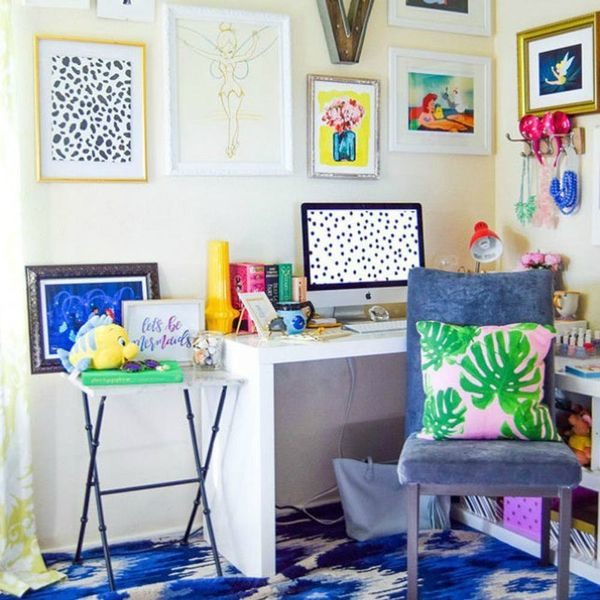 Turn Your Windowless Office into a Creative Haven