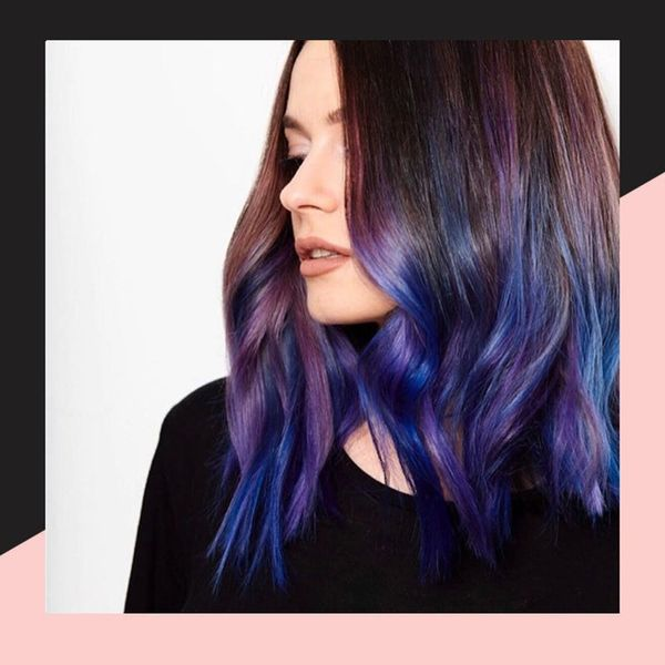 The Geode Hair Trend Is Here Just in Time for Summer