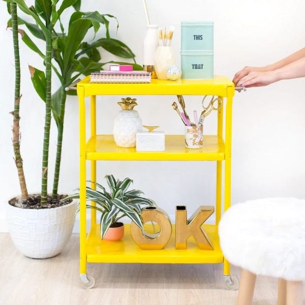 How to Use Pantone's *Playful* Palette in Every Room