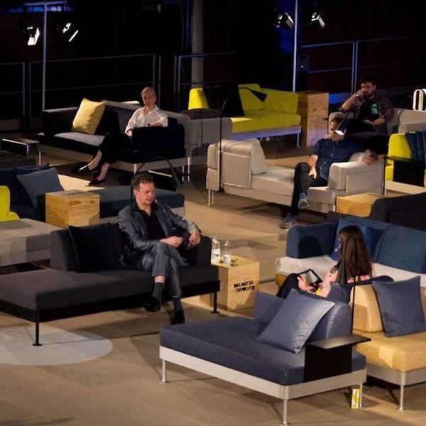 This IKEA + Tom Dixon Collab Will Revolutionize Your Sofa Game