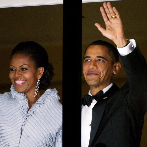 Internet Moment of Zen: Michelle and Barack's Vacation Pic