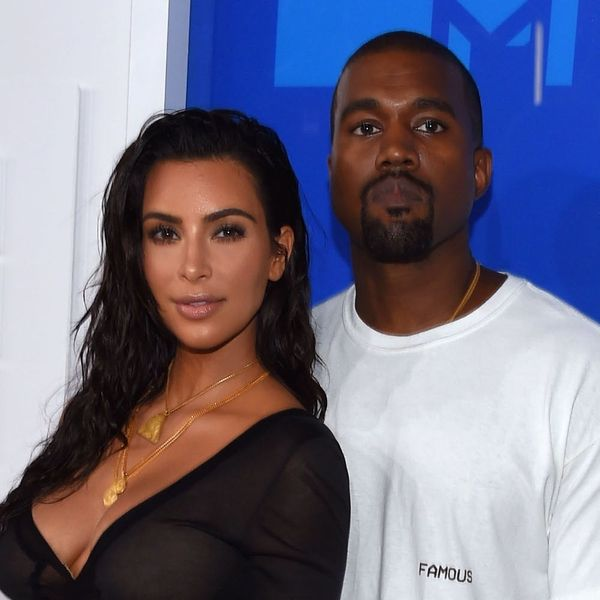 Kanye West Dressed Up As the Easter Bunny and We Can't Get Over It