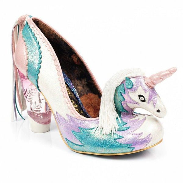These Unicorn Heels Look Crazy, But You'll Weirdly Want Them