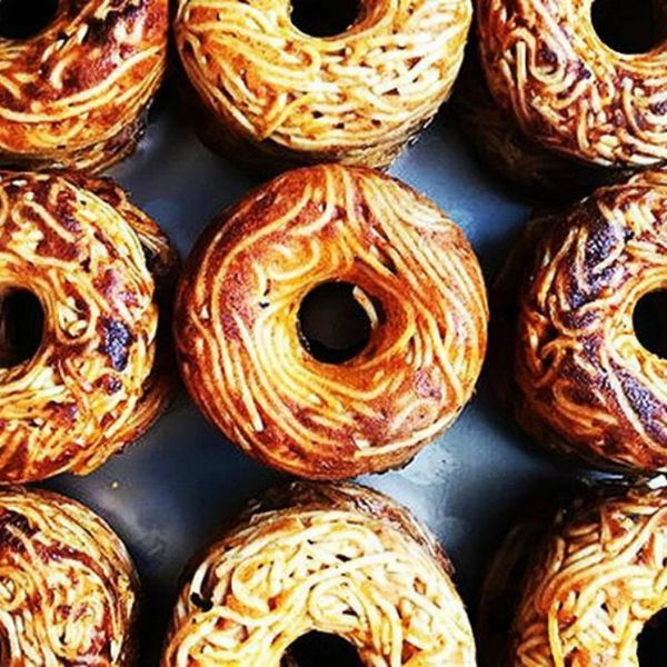 10 Instagrammers Whose Spaghetti Donuts Are Giving Us a Major Case of FOMO