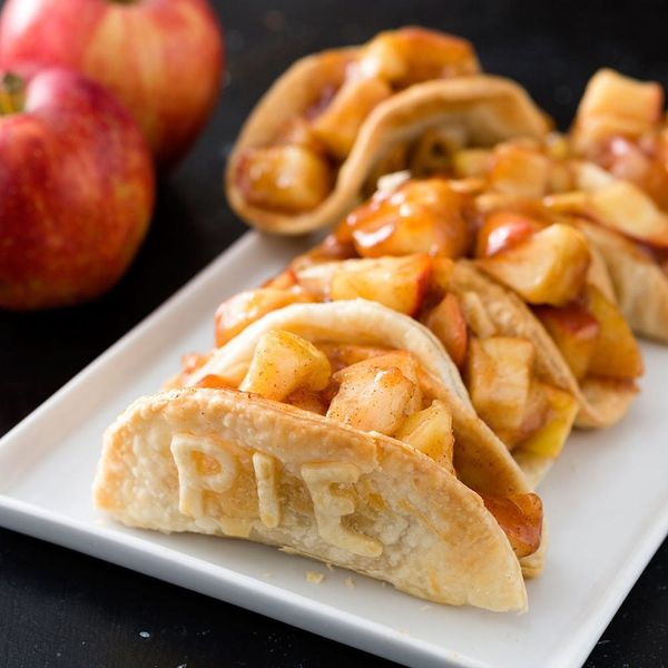 Take Your Pie on the Road With Apple Pie Tacos Recipe