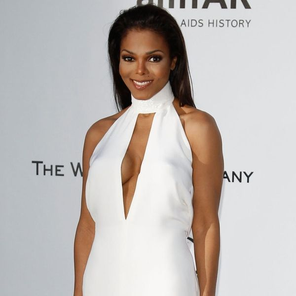 See the First Snap of Janet Jackson's Baby Boy Eissa