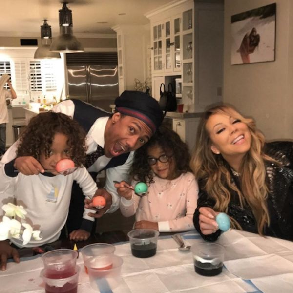 Here's How Your Fave Celebs Are Celebrating Easter