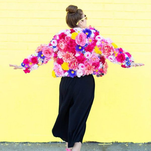 16 Floral DIYs That'll Get You Pumped for Spring