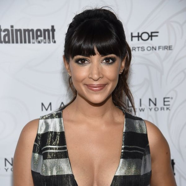 Surprise! New Girl's Hannah Simone Is Married AND Pregnant