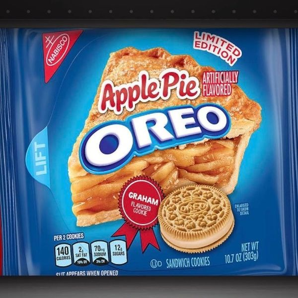 The Newest Oreos Flavor Is Their Best Yet