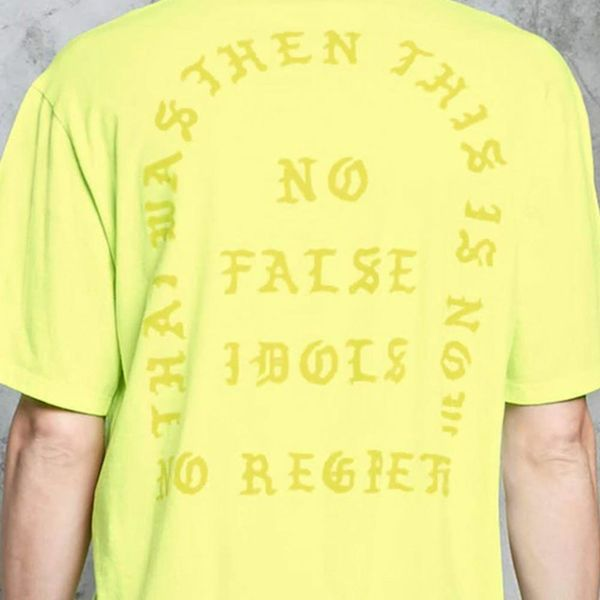 Forever 21 Is in Hot Water Again for Ripping Off Kanye West's Merch