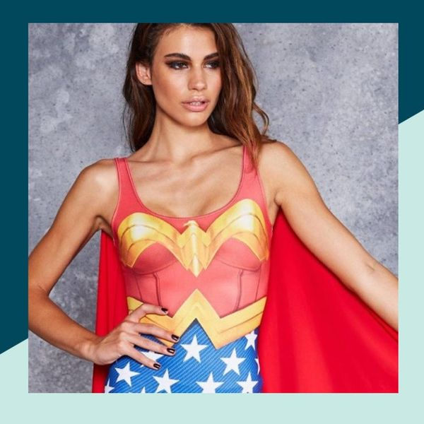 Channel Your Inner Wonder Woman With These Kick-ass Looks