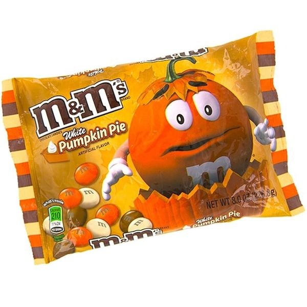 We Already Know What M&M's Halloween Flavor Will Be and OMG, YUM!