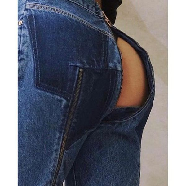 Bare-Butt Jeans Are the Latest Crazy Denim Trend