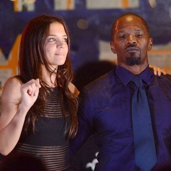 Katie Holmes and Jamie Foxx Are FINALLY Making Their Super-Secretive Relationship Public