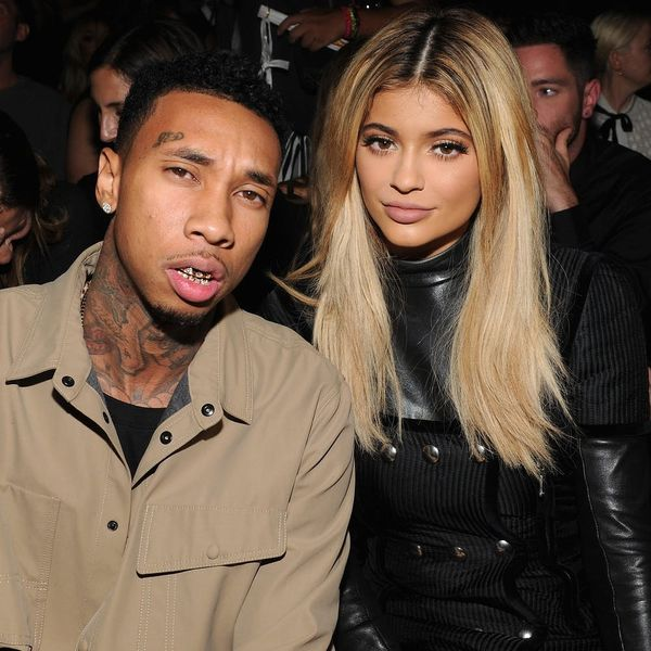 The Internet Is So Confused About Kylie and Tyga's Relationship Status