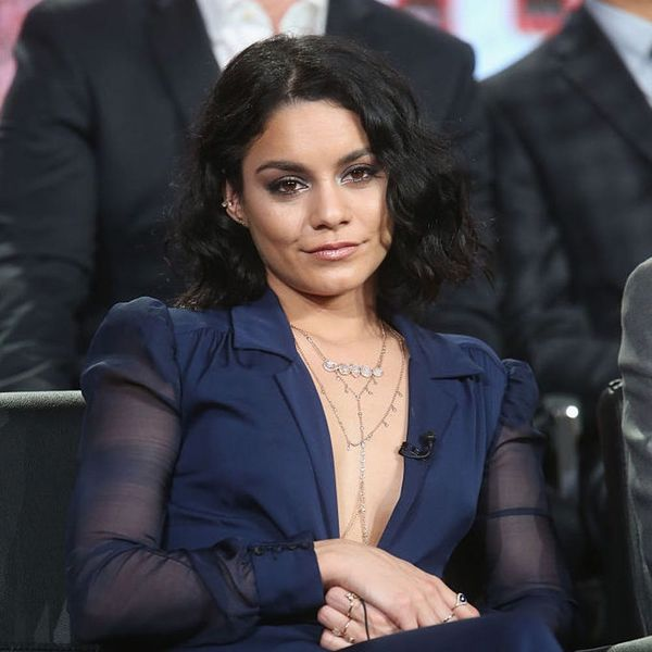 Vanessa Hudgens Opens Up About Coping With Grief on Live TV