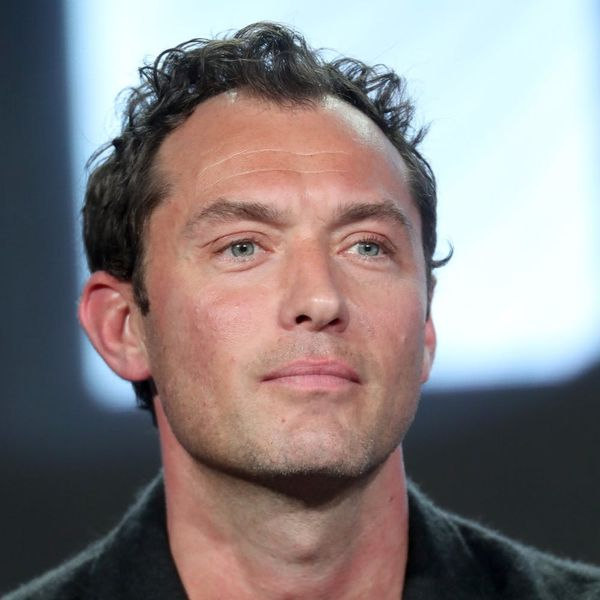 Jude Law Will Be Playing a Young Dumbledore in Fantastic Beasts and It's Strangely Perfect