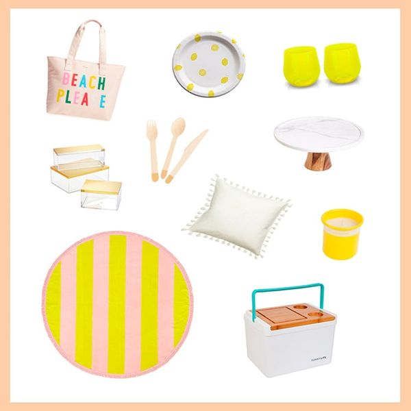 3 Fresh Ways to Style Your First Spring Picnic